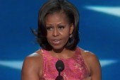 Why first lady's speech was 'point-by...