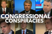 Lawmakers speculate about missing plane