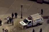 Report: Suspicious package found at World...