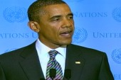 Obama: World stands with the Libyan people