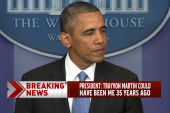 Obama reflects on Zimmerman trial,...