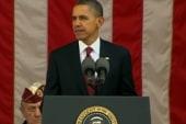 President Obama delivers Veterans Day remarks