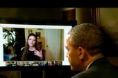 Obama to voter: 'Send me your husband's...