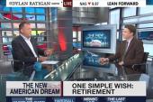 One simple wish: retirement