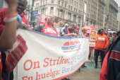 The globe unites for fast food workers