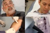 LGBT leaders protest FDA ban in blood...