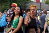The sights and sounds of Afropunk 2014