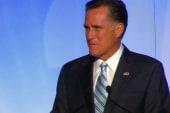Critics jump on Romney's Friday tax return...
