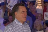 Romney exits campaign trail for debate prep