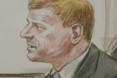 McQueary: Sandusky behind boy in shower