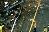 Small plane crashes on New Jersey highway