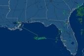 Private plane crashes off Florida