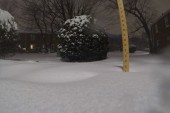 Watch Time-Lapse of Northeast Blizzard