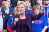 Clinton: 'We are in the fight to the finish'