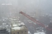 Horrifying NYC crane collapse caught on...
