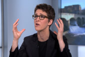 Maddow: Flint approach 'not a sustainable...