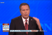 Kasich weighs in on border control