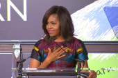 FLOTUS: 'Mrs. Reagan was a woman of...