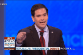 Rubio: Democrats are extremists on abortion