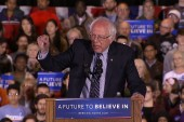 Full speech: Sanders rally after SC loss