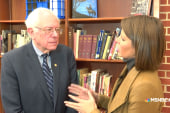Sanders: 'Clinton campaign does not run...