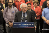 Sanders: 'I will not renegotiate the TPP,...