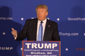 Trump on Cruz: 'This is not a settled matter'