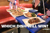 NY restaurant unveils election-themed menu