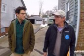 A day in the life of a Sanders canvasser