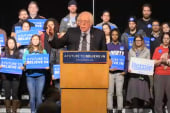 Sanders on climate: 'I will not reject...