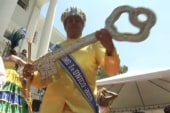 The Carnival of Brazil officially kicks off