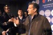 Cruz talks Trump's remarks on electability