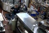Iraq War vet disarms attempted robber