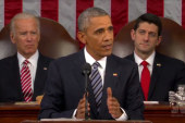 Obama hits at GOP in final State of the Union