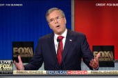 Bush: 'Hillary Clinton would be a national...