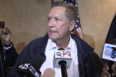Kasich on phone conversation with Carson