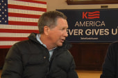 Kasich looking for New Hampshire surprise
