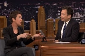 Maddow and Fallon discuss GOP's Trump dilemma