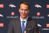"Peyton ""What I'll miss most.."""