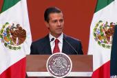 Nieto on the arrest of 'El Chapo'