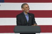 Pres. Obama discusses legacy, jabs Trump