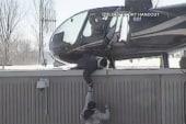 Dramatic video of Quebec prison break...