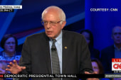Sanders: Experience, judgment both important