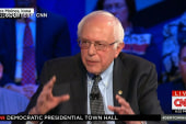Sanders voices support for Planned Parenthood