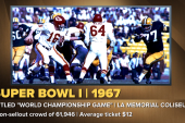 50 years of America's biggest game