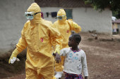 How likely is it that you will catch Ebola?