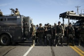 How did US police get so militarized?