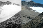 Going, going, glaciers gone