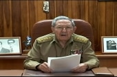 Raúl Castro welcomes renewal of Cuba-US...