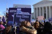 Are abortion laws an undue burden on women?